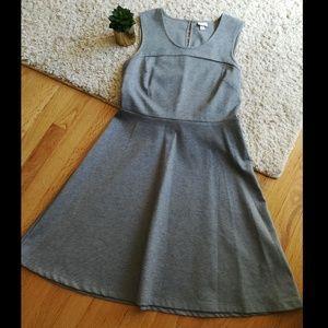 Merona Gray Sleeveless Dress